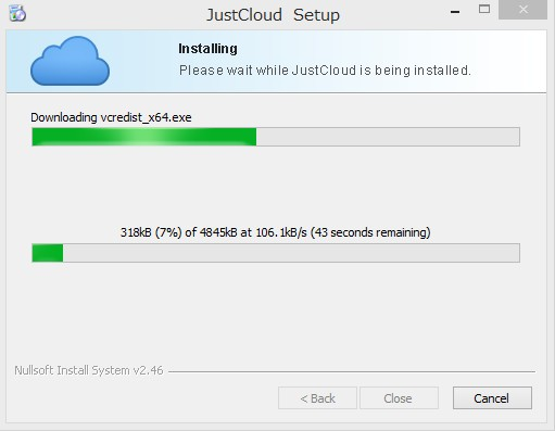 JustCloud_Installer3